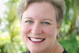 Kim Lorimier- chair or the Democratic Executive Committee of Indian River County
