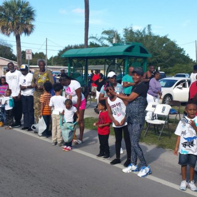 2017 MLK Jr Parade Vero Beach, Florida