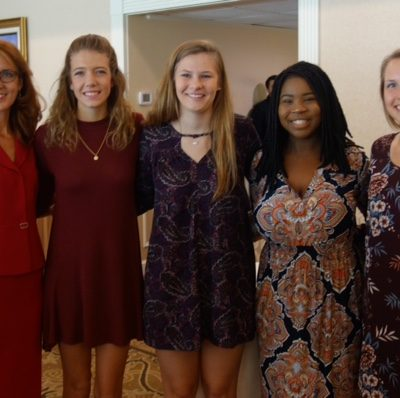 Democratic Womens Club 2016 Scholarship Awards