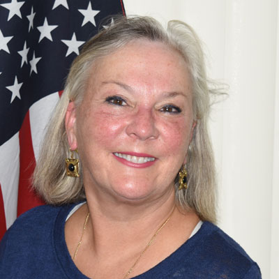 Adriana de Kanter- Vie Chair of the Executive Committee of Indian River County