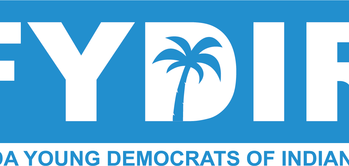 Florida Young Democrats of indian River County Logo