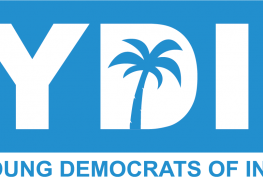 Florida Young Democrats of indian River County Logo