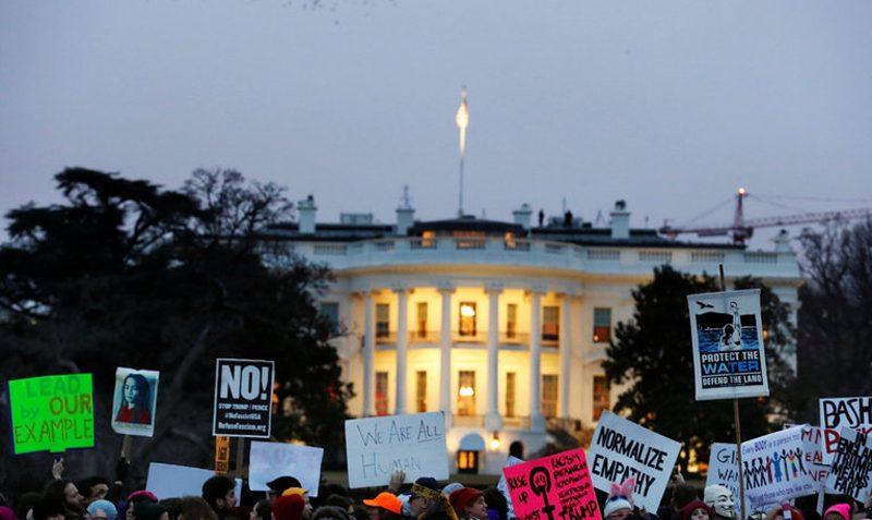 2017 Washington DC Womens March