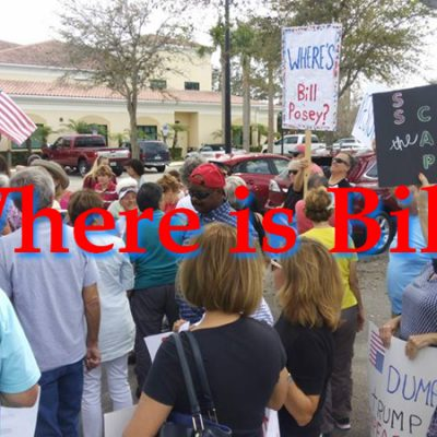 Where is Bill Posey Rally