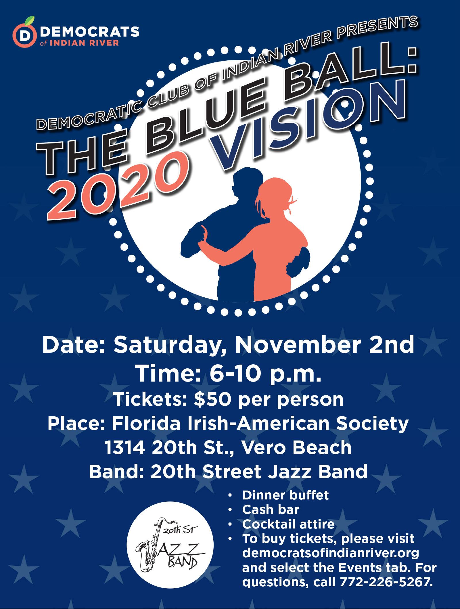 Blue Ball 2020 Poster