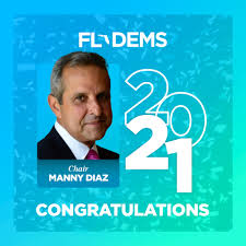 Congratulations to New Florida Democratic Party Officers