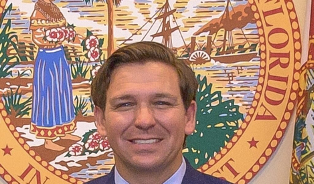 DeSantis is Not on the Side of the Law